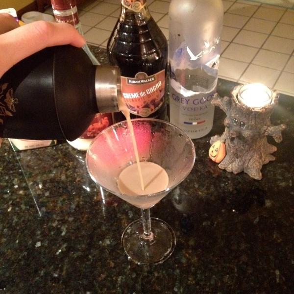 Perfect Pumpkin Martini