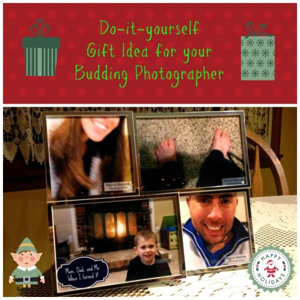 DIY Gift Idea for Your Budding Photographer