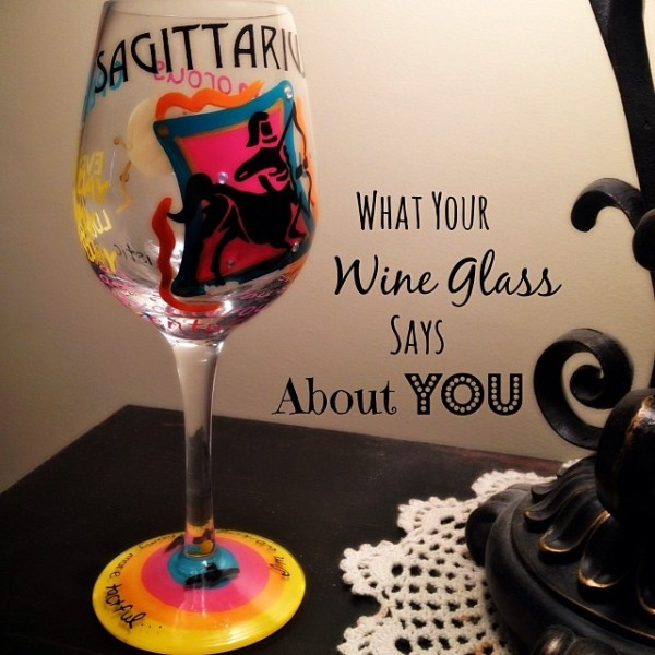 What Your Wine Glass Says About You