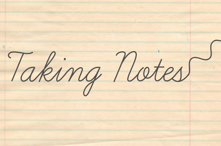 Notes by Natalie Friday Favorites