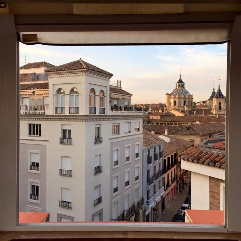 Granada Roof