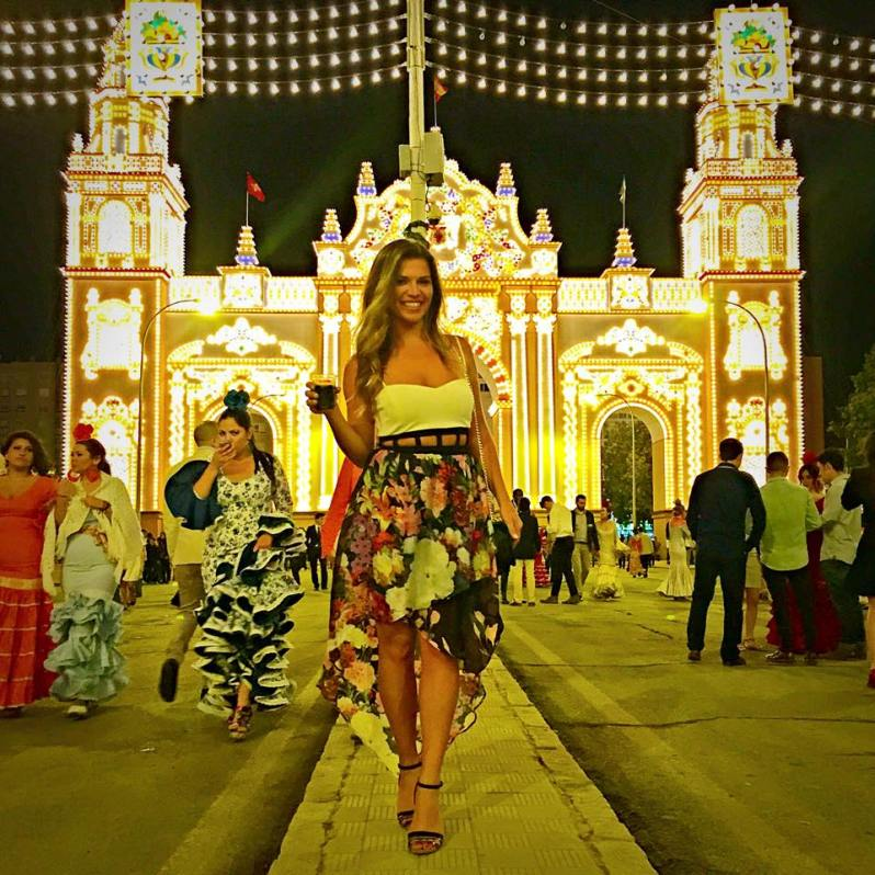 Feria de Abril Sevilla Entrance