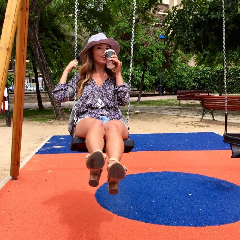 Swinging in Seville